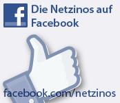 Die Netzinos auf Facebook
